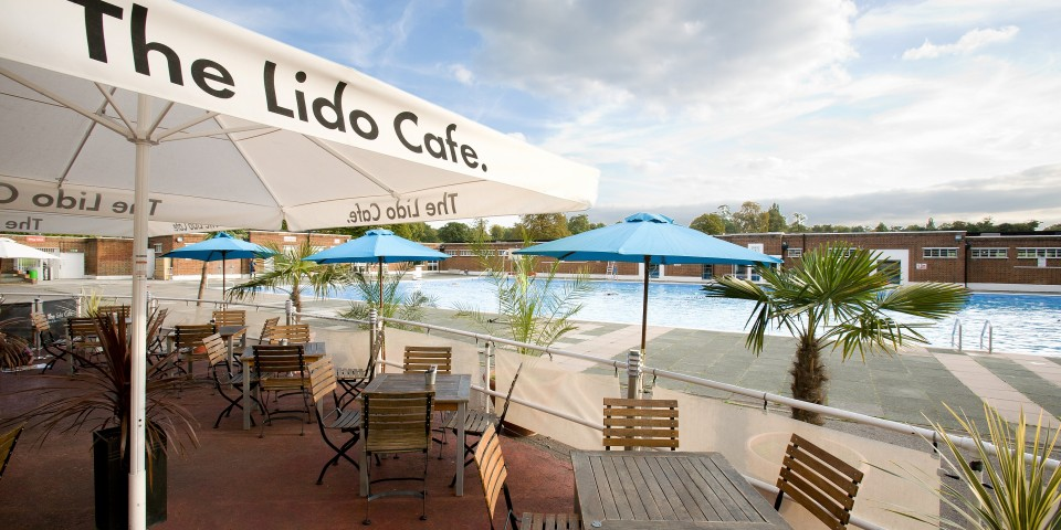 Lido Cafe Hyde Park London Menu